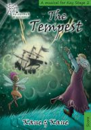 Cover of The Tempest, KS2 Shakespeare