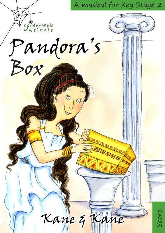 Cover Pandora's Box KS2 Musical