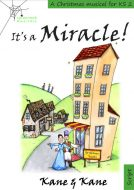 Cover, It's A Miracle, KS2 Christmas Musical